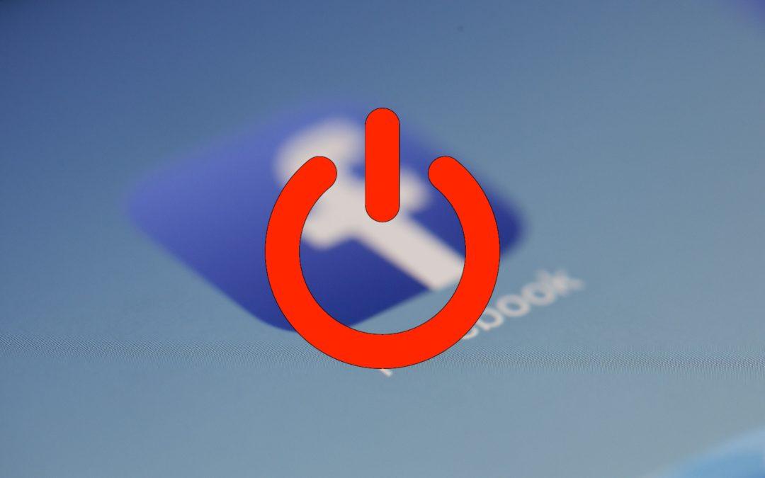 Facebook: Es reicht! Ciao!