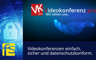 Einfach datenschutzkonform. Videokonferenzen auch für den Betriebsrat.
